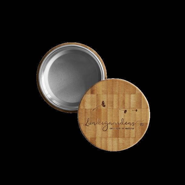 Bambus rejse/opbevaringsæske til shampoo og balsam bar - FSC certificeret